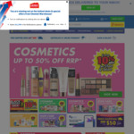 Black Friday: Extra 10% off Storewide @ Chemist Warehouse & My Chemist (Online & In-store)