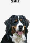 10% off Single Pet Portraits @ Paint My Pooch