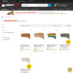 Kinderfeets Kinderboard Chalkboard/White $110 + Postage (RRP $159.95) @ Mighty Ape
