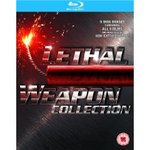 Lethal Weapon 1-4 Boxset [Blu-Ray], ~AUD $16.50 + Postage @ Amazon UK