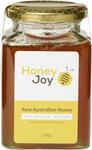 20% off Raw Australian Honey Plus Free Shipping (Min Order $40) @ HoneyJoy (E.g. 2x 530g $39.99 Delivered)