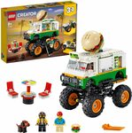 LEGO Creator 3in1 Monster Burger Truck 31104 Building Kit $40 Delivered @ Amazon AU