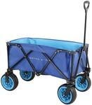Wanderer Quad Fold Camp Cart $109.99 (Was $159.99) + $14.99 Delivery @ BCF