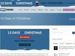 WooThemes WordPress Themes - 12 Days of Christmas Promotion - Last Day - 40% off Anything!