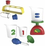 Edu-Toys My First Weight Scale Set Playset $13.08 (RRP $44.95) + Delivery ($0 with Prime/ $39 Spend) @ Amazon AU