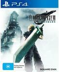 [PS4] Final Fantasy VII Remake $29 + Delivery (Free C&C) @ JB Hi-Fi