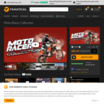 [PC] Steam - Moto Racer Collection (Moto Racer 1, 2, 3 Gold Ed.+Moto Racer 15th Anniversary) - $1.14 (was $13.49) - Fanatical
