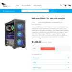 R5-3500X RTX 3060 Gaming PC [B550 MB, 16GB RAM]: $1298 + Shipping (July) @ TechFast