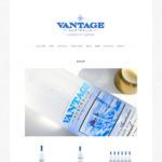 $5 off All Orders: 700ml $50, 1L $70 Delivered @ Vantage Australia - Spirit of a Nation