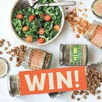 Win $200 Worth of Vegan Meal Toppers + 3 Months Supply of LOCO Dairy Free from LOCO Dairy Free