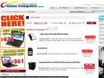 "Seagate GoFlex Slim (STBE320300) 1.8"" 320GB USB 3.0 7200RPM $65, BlackArmor NAS 400 $264"