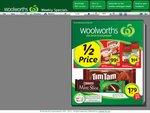 Telstra $30 Prepaid SIM Starter Kit $10 @ Woolworths