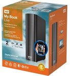 Western Digital 2TB My Book Live $169 at Dicksmith