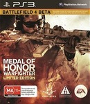Medal of Honor WarFighter Global Edition (PS3/XBOX360) - $39