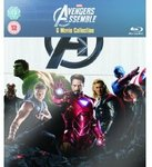 Marvel's The Avengers - 6-Disc Box Set [Blu-Ray] [Region Free] $55.31 Delivered