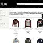 Save £30 (~$50) on Ecko Hoodies - Back by Popular Demand - The Hut
