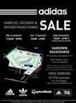 Adidas Clearance Sale 16th, 17th & 18th August Sandown Racecourse Melbourne
