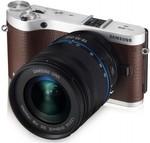 "Samsung NX300 $888 (Brown) + Free Samsung 7"" Galaxy Tab 3 (Free shipping) @ Bing Lee"
