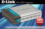 Basic ADSL2+ Modem Router $24.48 Delivered from OzStock
