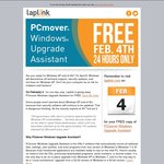 Laplink PCmover Windows Upgrade Assistant FREE