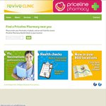 Get Your Free Health Check by Nurse Practitioners at Priceline Pharmacy