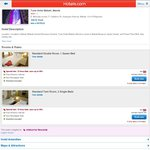 Tune Hotel Makati in Manila, Philippines for $10.80 Per Night