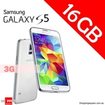 Samsung Galaxy S5 16GB G900H 3G White $518.90 DELIVERED @ SHOPPING SQUARE