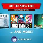 Up To 50% Off Ubisoft Games @ Nintendo eShop. ZombiU Wii U $14.95 + More