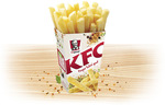 KFC $1 Regular Chips (before 4pm) SA Only - Save $1.95