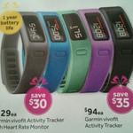 Garmin Vivofit Activity Tracker $94 (Save $35) @ Rebel Sport (NSW,ACT,VIC,QLD)