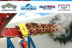 $68 for 4 Park Pass Movieworld, Seaworld, Wet n Wild, Paradise Country - Groupon Valid til 30/6