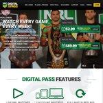 2 Months Free - NRL Digital Pass