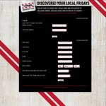 TGI Fridays - Free Locals Card for 10% off Bill - Open Today [Forest Hills Chase, Jam Factory, Southland VIC]