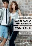Marcs - 25% off All Full Priced Clothing