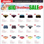 Aussiebum Mens Underwear etc. Christmas Sale: up to 60% off, Prices from $10 + Free Shipping