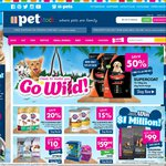 50% off Selected Supercoat Dog Food, Free Coffee Machine and More Discounts at PETstock