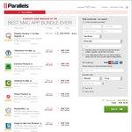 Parallels 11 Upgrade Bundle incl 1Password, Snagit, Evernote Premium 1y, Pocket Premium 1y, A$65