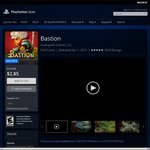 [PS4+Vita] Bastion $2.85 US ($3.91 AU) (81% off) PSN US, $11.48AU (50% off, 20% off more with PS Plus) PSN AU
