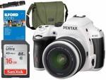 Pentax K-50 Starter Kit $579 +  Free Shipping On Orders $100+ At Dirt Cheap Cameras