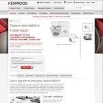 Kenwood Titanium Chef KMC015 - $400 (Save $599) + $10 Shipping @ Kenwood Aus