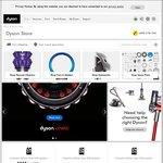 30% off all Dyson Accessories @ Dyson.com.au
