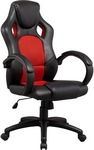 Hot Lap Racing Office Chair $79 Delivered @ Supercheap Auto