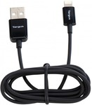 Targus 1m Lightning to USB Sync & Charge Cable iPhone iPad - $10 @ Harvey Norman