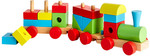 Young Ones Wooden Stacking Toy Train $9 @ Target