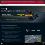 MotoGP - VideoPass off Season MultiScreen 1.00€ (~ AU $1.43)