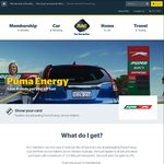 [WA] RAC Members Save 4c off Per Litre at Participating PUMA Energy, Gull and Peak Service Stations