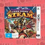 Nintendo 3DS - Code Name S.T.E.A.M $6.90 Free Shipping @ Beat The Bomb on eBay