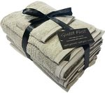 LUXURY Bath Gift Set- GUEST FIRST - 5 Star Bathroom Collection Price: Was $144.32 Now $32.30 @ Main Linen (ABN Required)