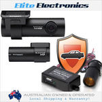 BlackVue DR650S-2CH 16GB Dashcam with Power Magic Pro - $447.92 Delivered @ Elite Electronics on eBay