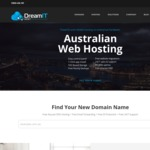 60% Off Any Startup, Economy or Business Web & Email Hosting Package @ DreamIT Host